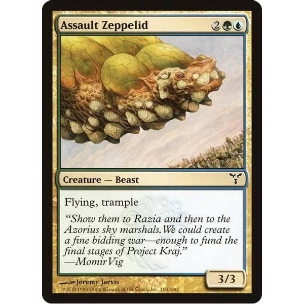 Bilde av Assault Zeppelid