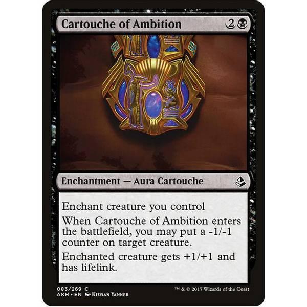 Bilde av Cartouche of Ambition