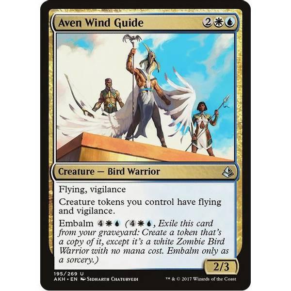 Bilde av Aven Wind Guide