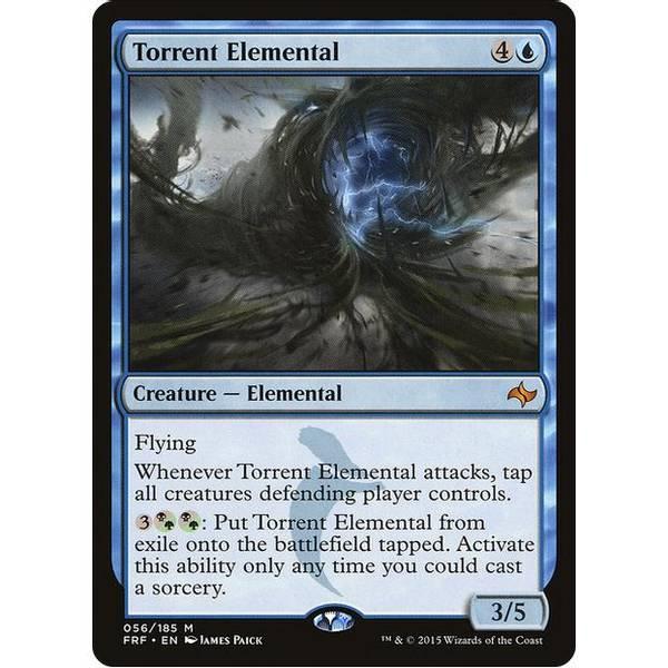 Bilde av Torrent Elemental