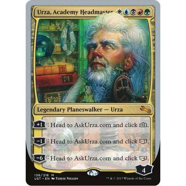 Bilde av Urza, Academy Headmaster