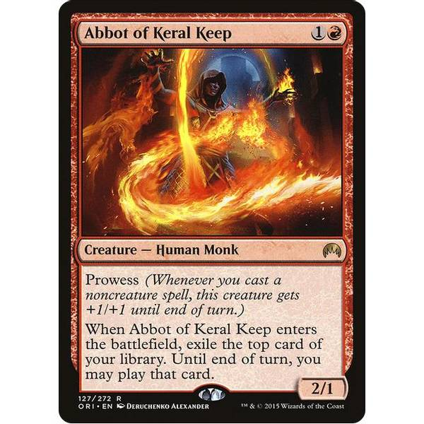 Bilde av Abbot of Keral Keep
