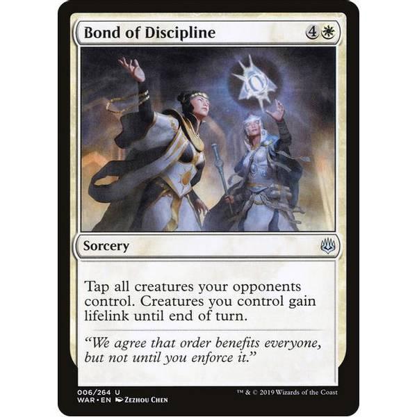 Bilde av Bond of Discipline