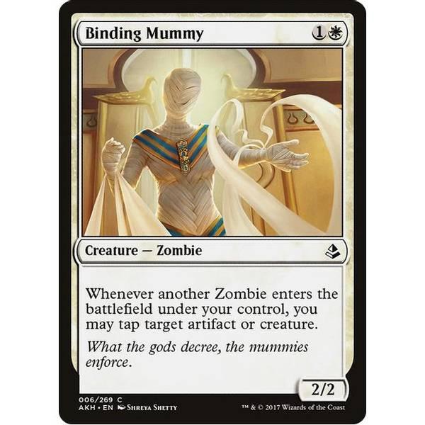 Bilde av Binding Mummy
