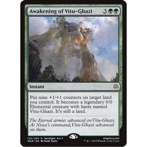 Bilde av Awakening of Vitu-Ghazi