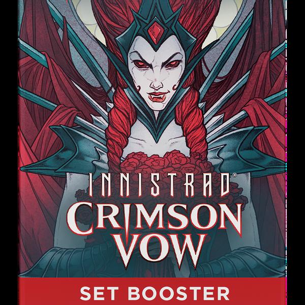 Bilde av Innistrad Crimson Vow Set Booster Pack