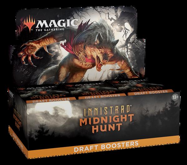 Bilde av Innistrad Midnight Hunt Draft Booster Display Box